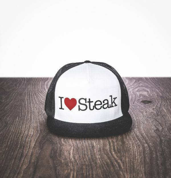 I love Steak Cap