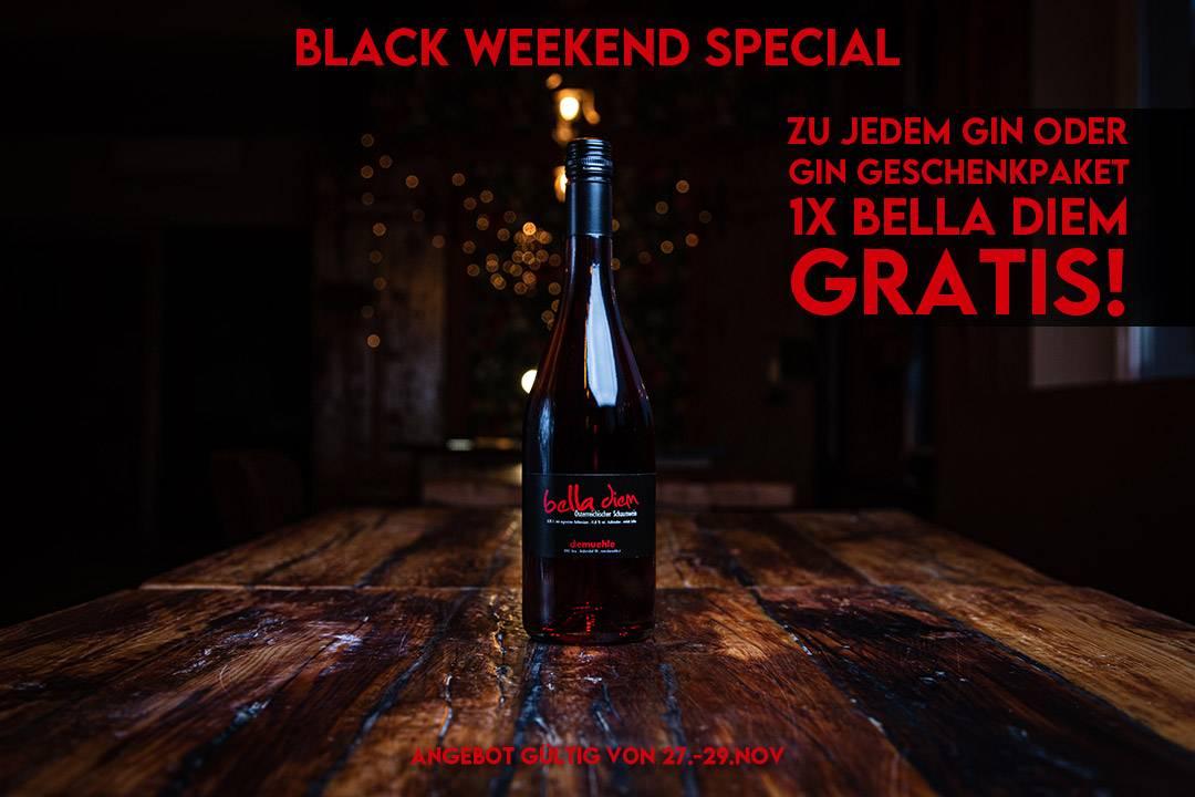 Black Week Gin Special