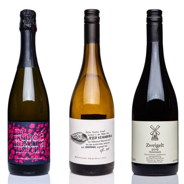 Born in Gnas Weinpaket Bernhard Frauwallner