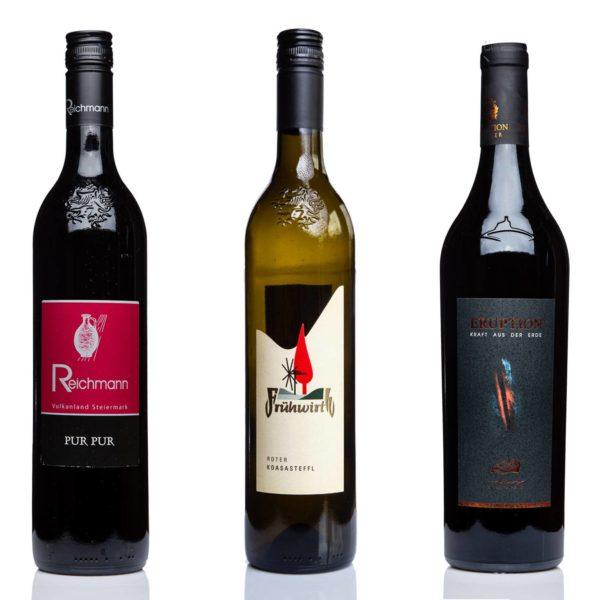 Rotwein Genuss Paket Vulkanland Cuvee