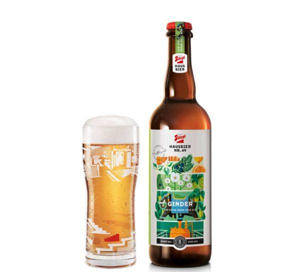 Stiegl BIO Hausbier Ginder (Gin Style IPA) 0,75l