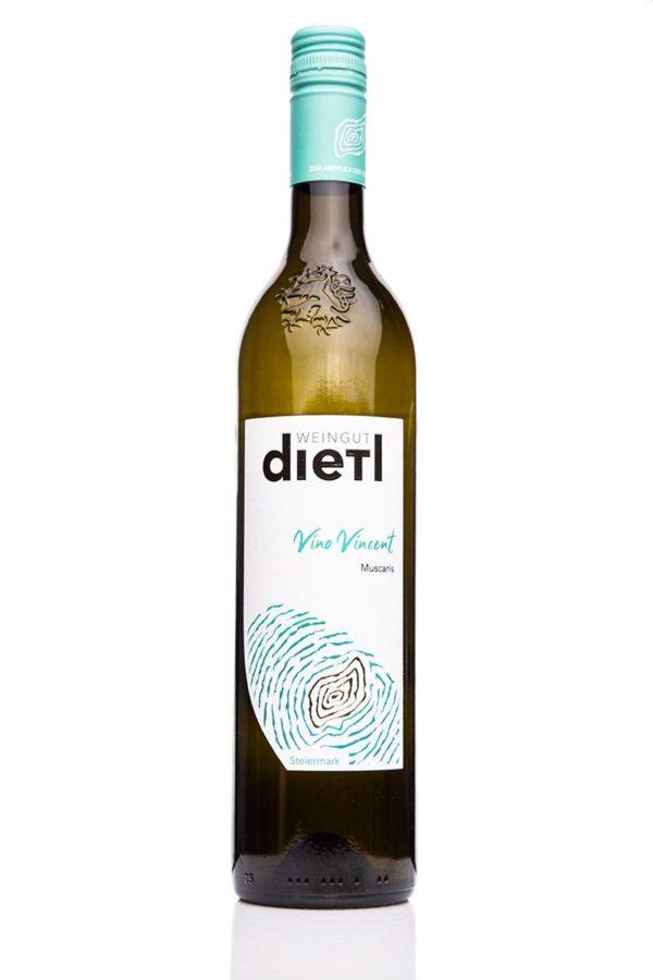 VINO VINCENT MUSCARIS 2019 (PIWI) Weingut Dietl Riegersbrug