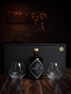 diems gin geschenkpaket inkl. gin gläser
