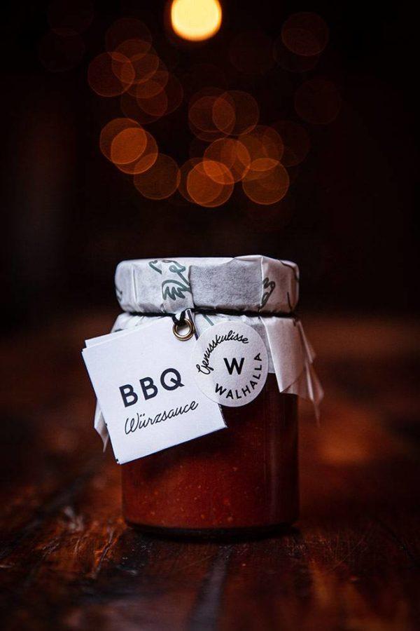 Walhalla BBQ Würzsauce