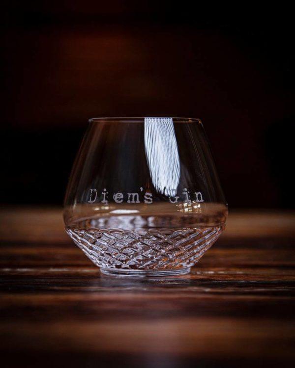 Diem's Gin Glas